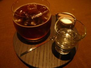 南部紅茶アイス