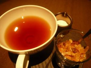 南部紅茶ホット